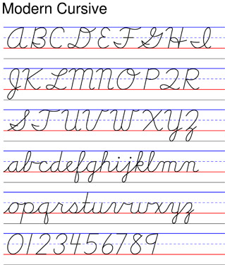 queensland cursive writing Queensland cursive font for microsoft  unjoined but they have cursive exits and entries which the writer needs to master as they move towards fully joined writing.