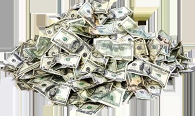 11 PSD Money Pile Images