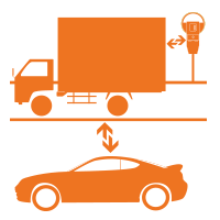 Multimodal Transportation Icons