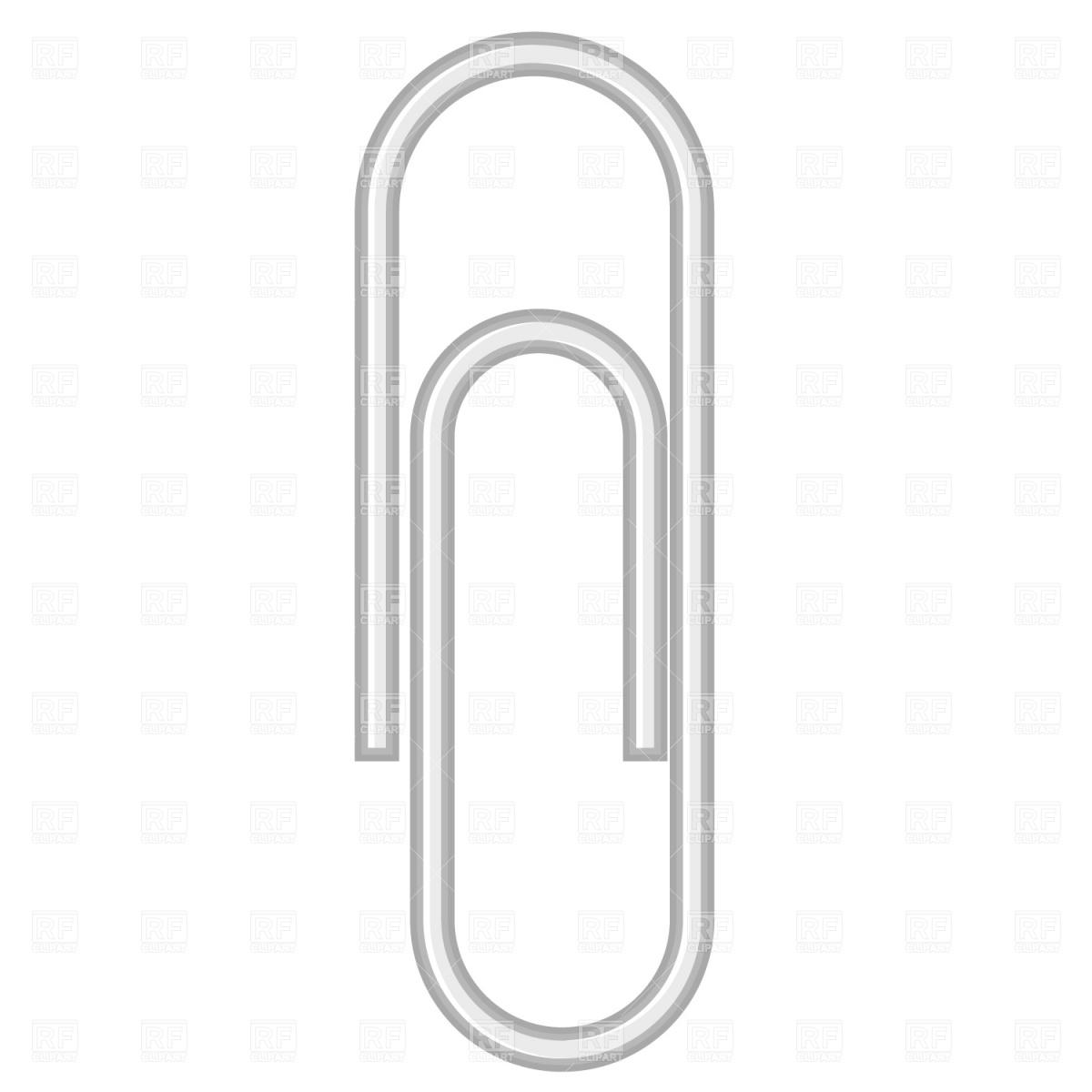 14 Paper Clip Vector Images
