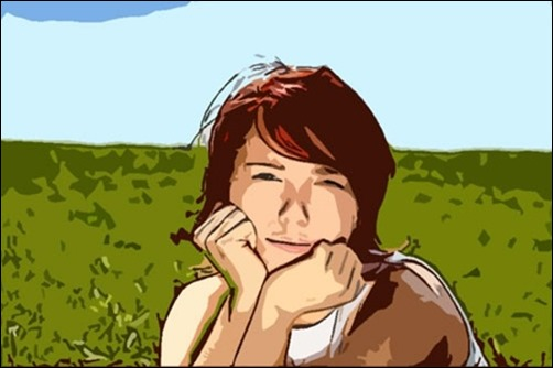 Photoshop Cartoon Effect Drawing Images