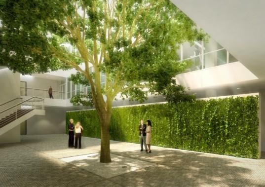 Richard Meier Green City Court