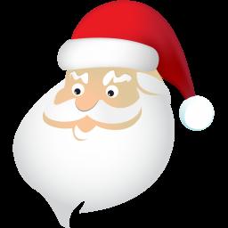 8 Bad Santa Icons Images