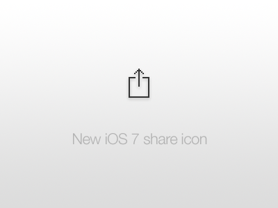 11 IOS Share Icon Images