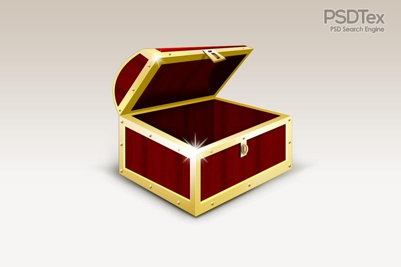 Treasure Box Graphic