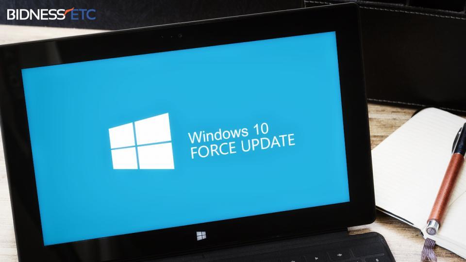 Upgrade Windows 1.0 Icon Missing