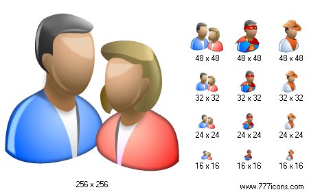 15 Windows Vista Person Icon Images