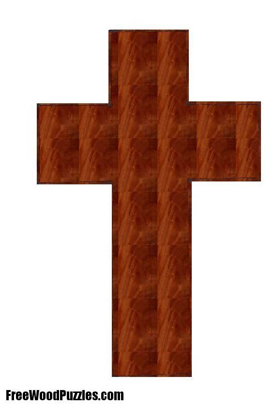 18 Free Wood Cross Designs Images