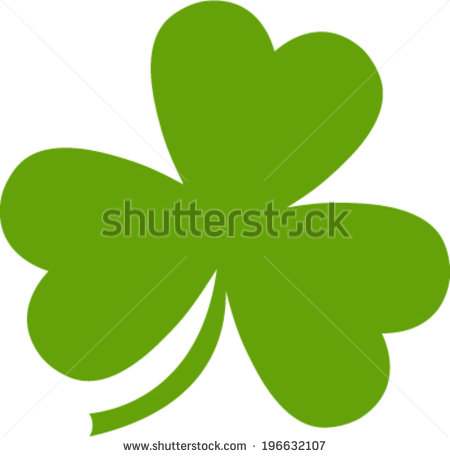 19 Clover Icon Vector Images
