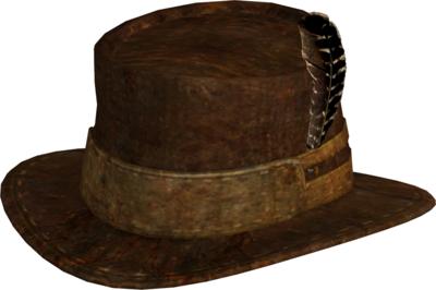 3D Cowboy Hat Template