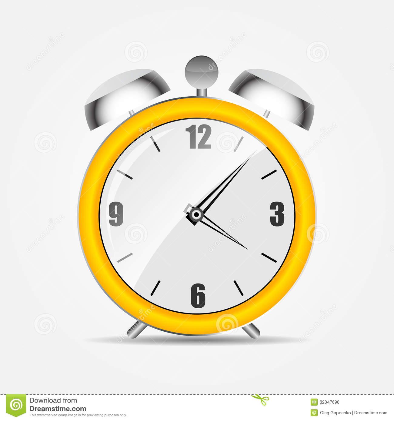 Alarm Clock Icon Clip Art