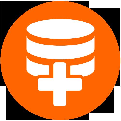 Resultado de imagen de big data icon