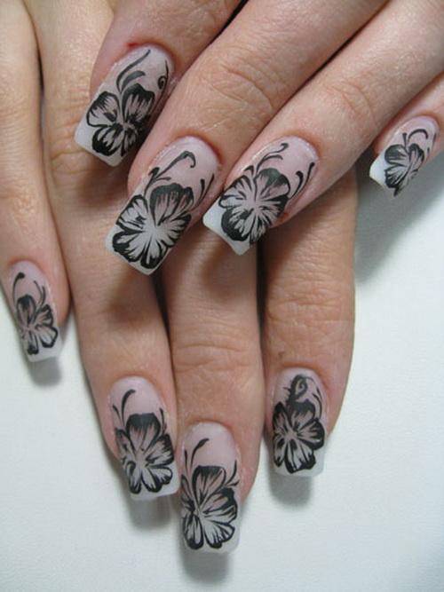 Дизайн ногтей на вечеринку