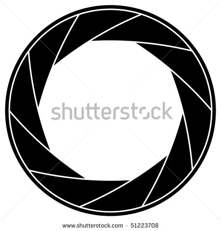 7 Camera Shutter Vector Images