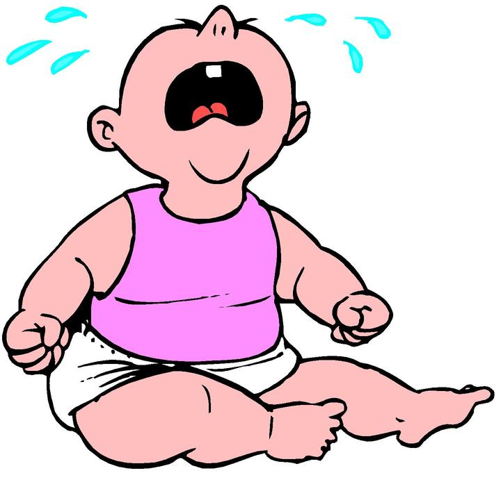 Cartoon Babies Crying