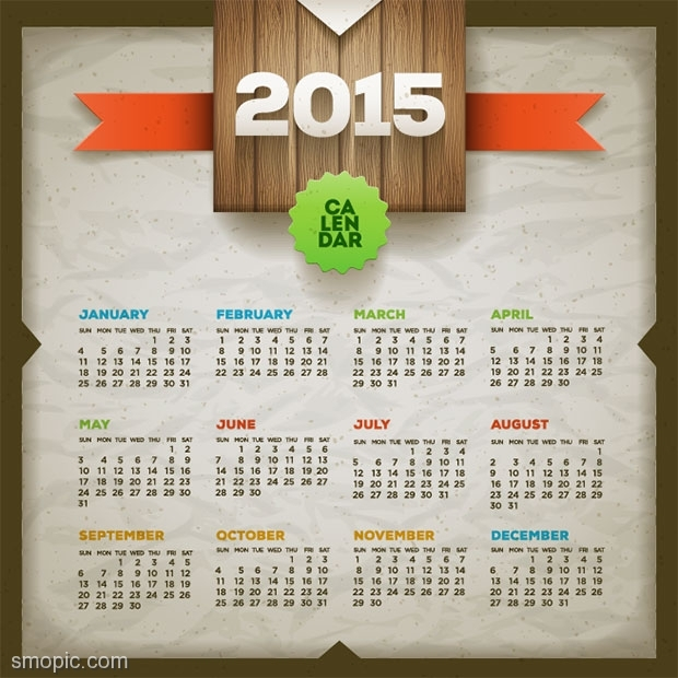Chinese New Year 2015 Calendar
