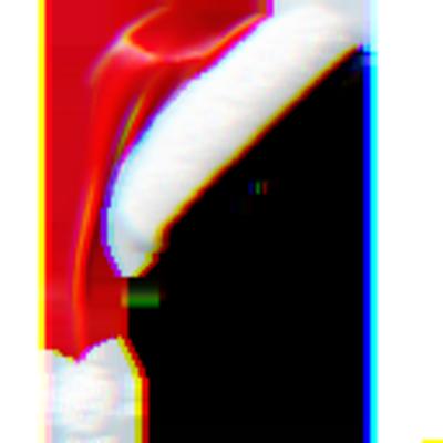Christmas Santa Hat PNG
