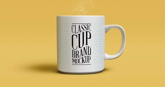 15 PSD Coffee Mug Images