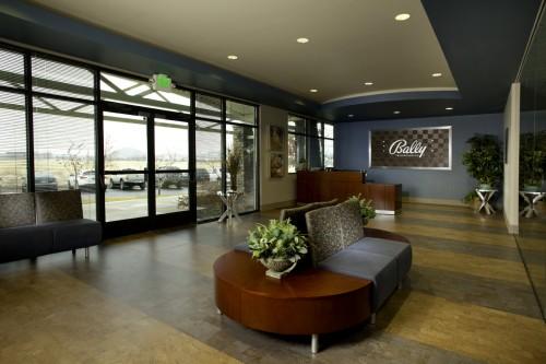 Commercial Lobby Interior Design