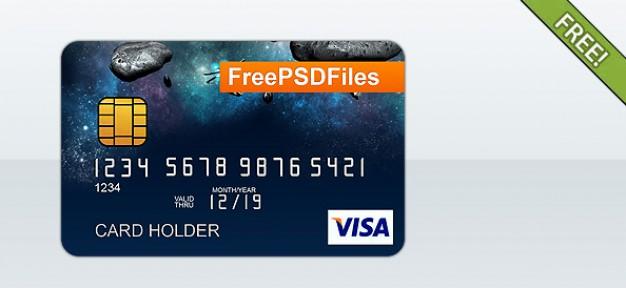 Credit Card Templates Free