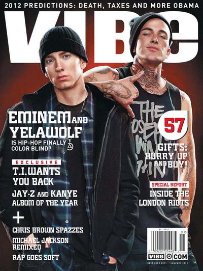 9 Vibe Magazine PSD Images