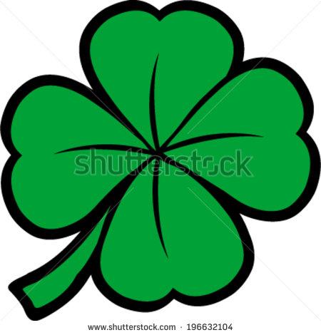 lucky clover clip art