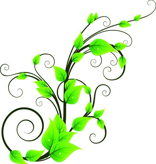 Free Green Vector Plants