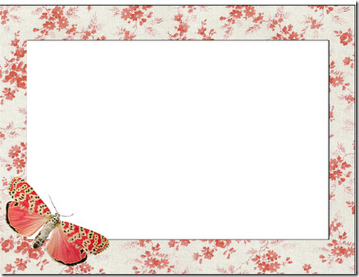 Free High Resolution Borders and Frames