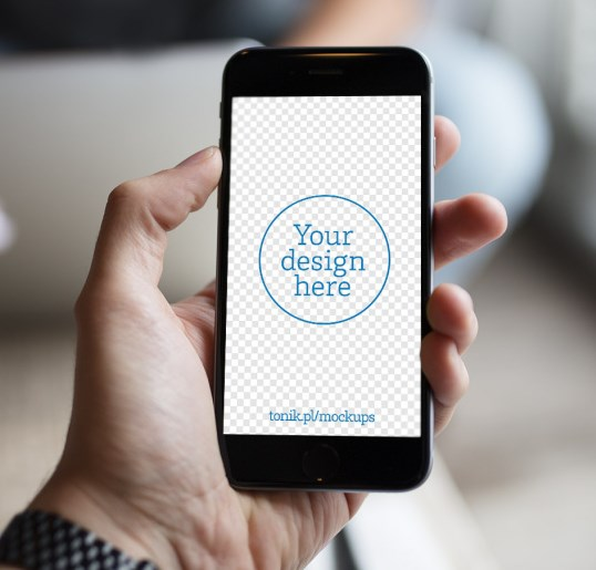13 Hand Free Iphone Mockup Psd Images Iphone Ipad Psd
