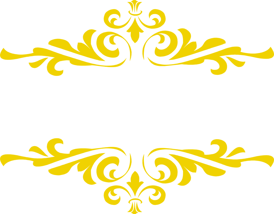 Gold Border Clip Art
