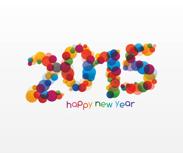 Graphics Happy New Year 2015