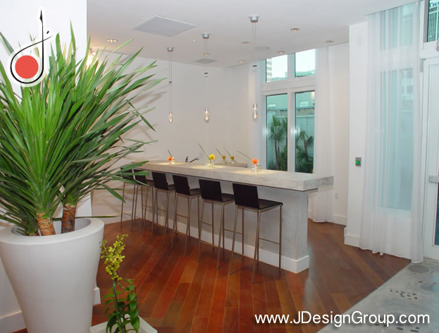 Interior Design in Commercial Building Codes