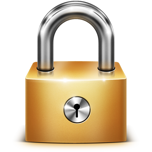 15 Document Lock Icon Images