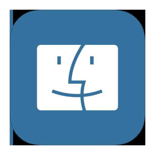 Mac OS Finder Icon