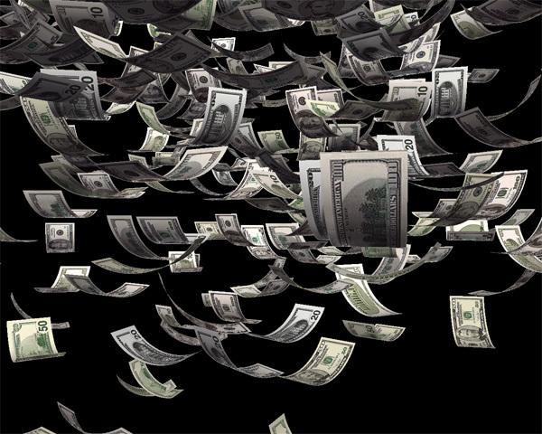 Make It Rain with Money