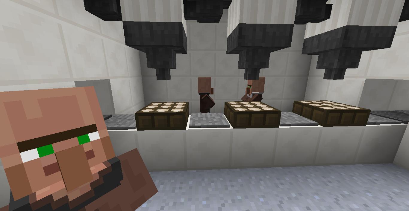 Minecraft Chocolate Factory