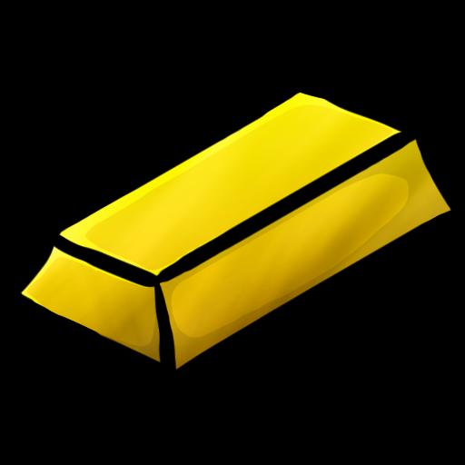Minecraft Gold Clip Art