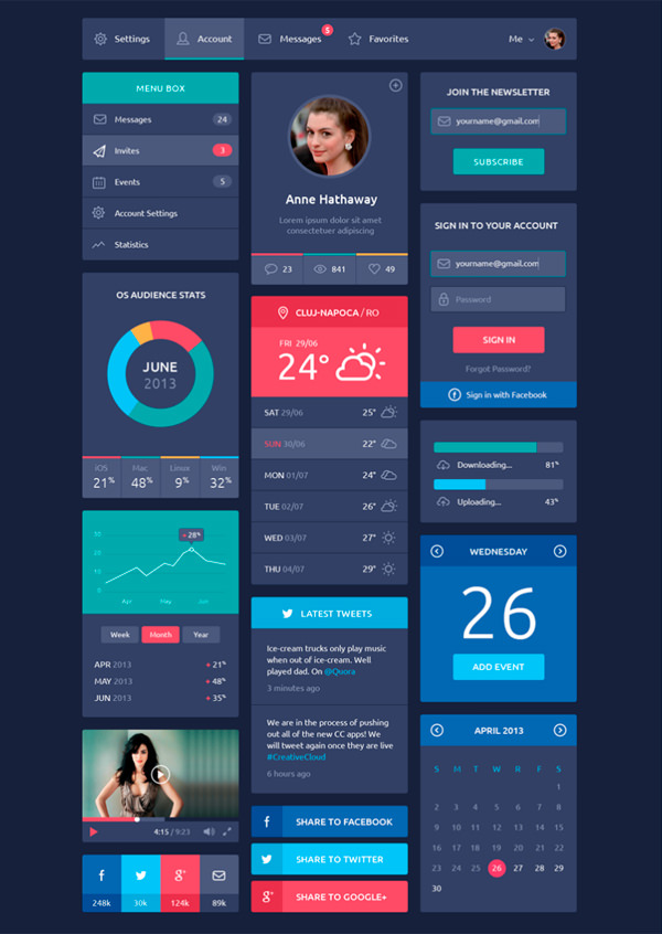 13 Mobile UI Design Images