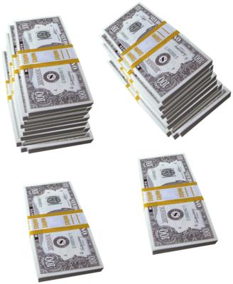 Money Stack PSD