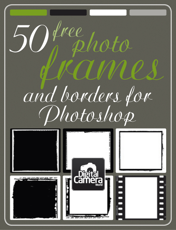 Photoshop Frames and Borders Free Download
