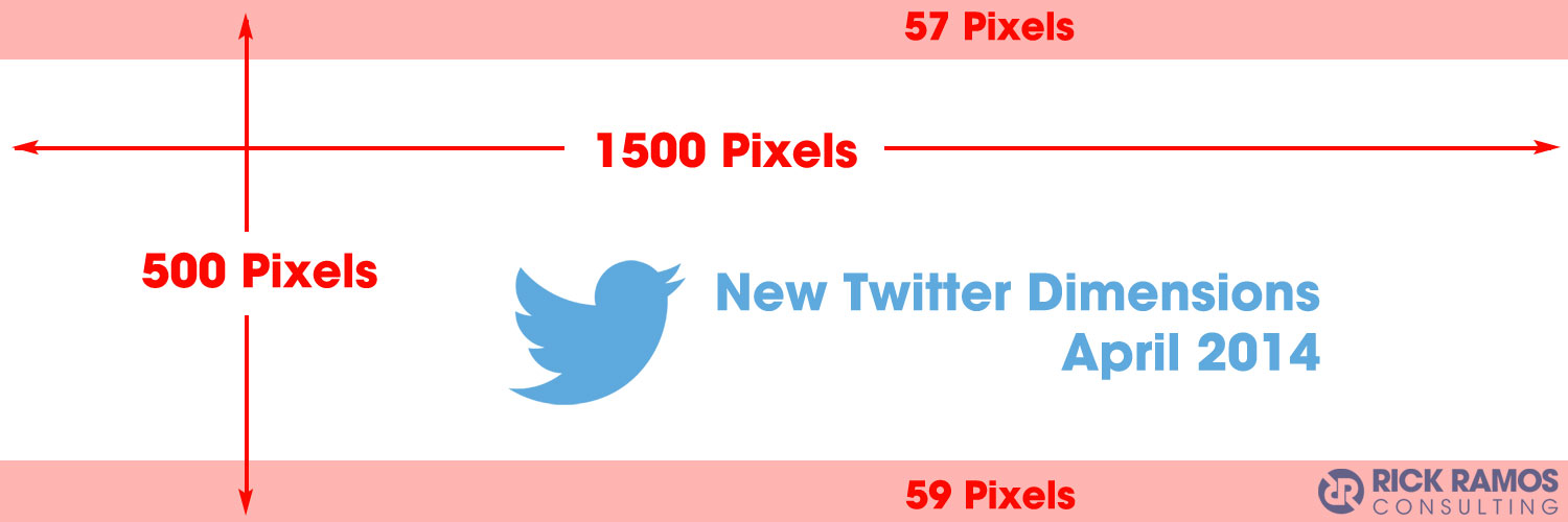 Photoshop Twitter Template for Cover Photo