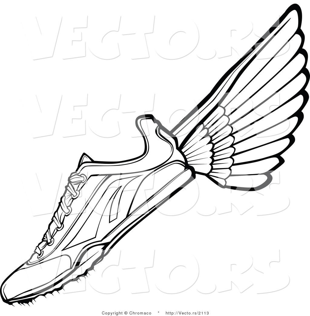 14 Shoes Clip Art Vector Images