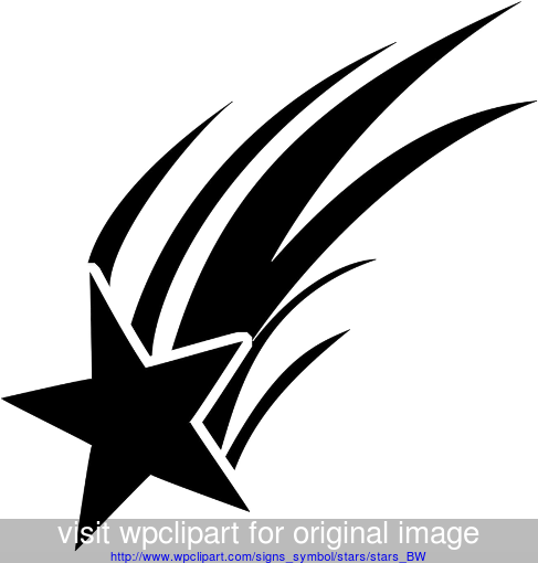 15 Shooting Star Vector Art Free Images