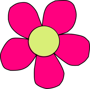 Small Flower Clip Art Free