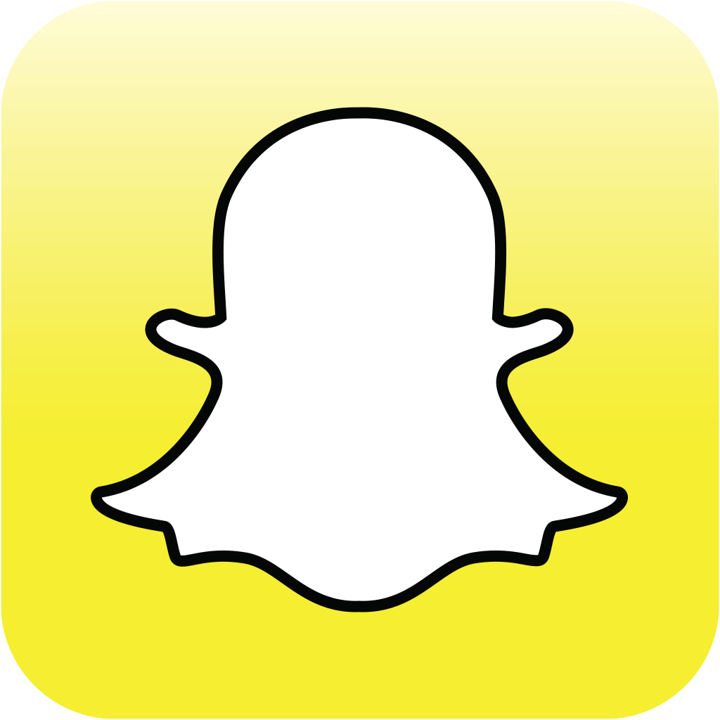 13 Snapchat Icon Clip Art Images