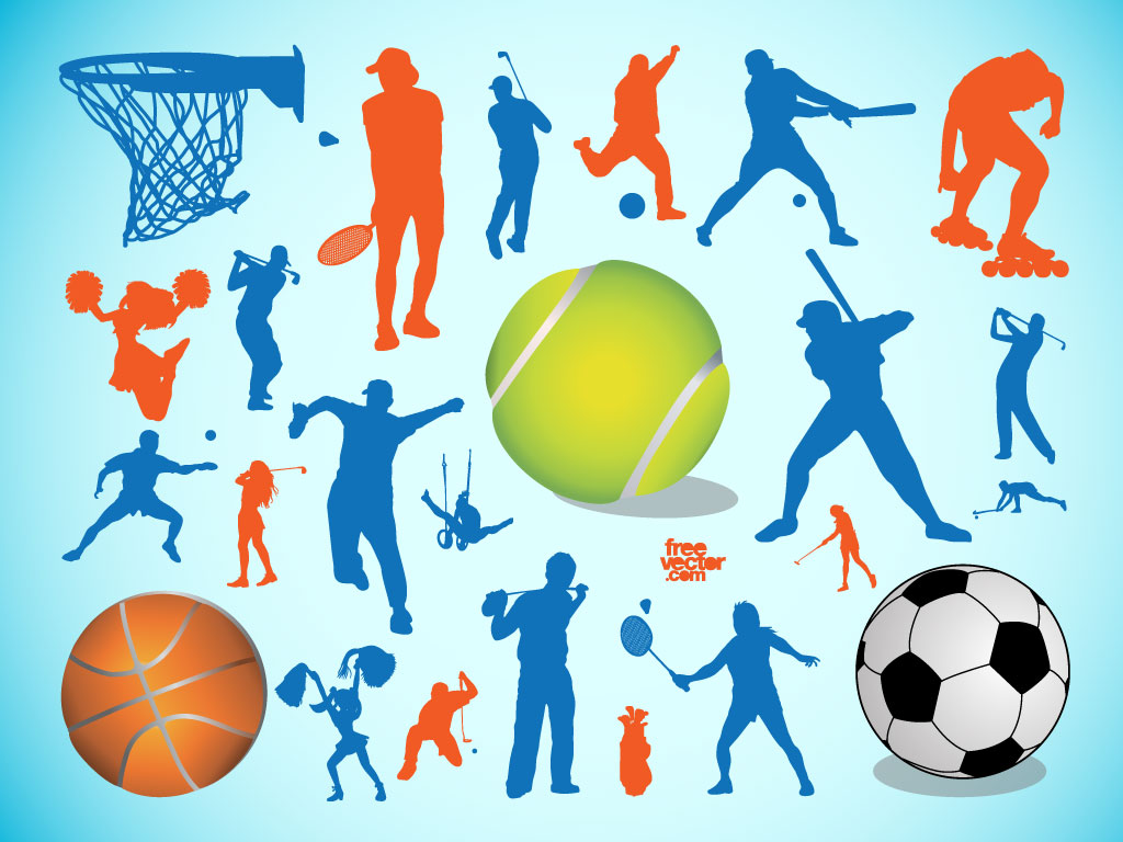 Sport Graphic Design Vectors