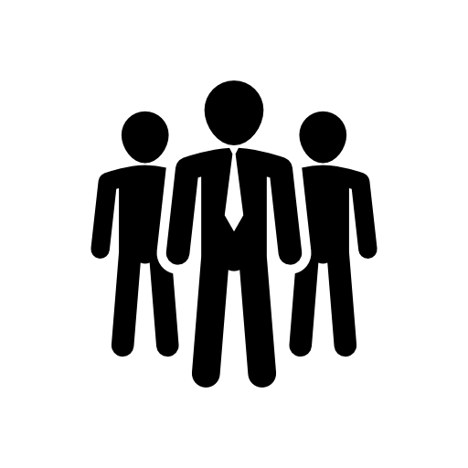 10 Business Team Icon Images