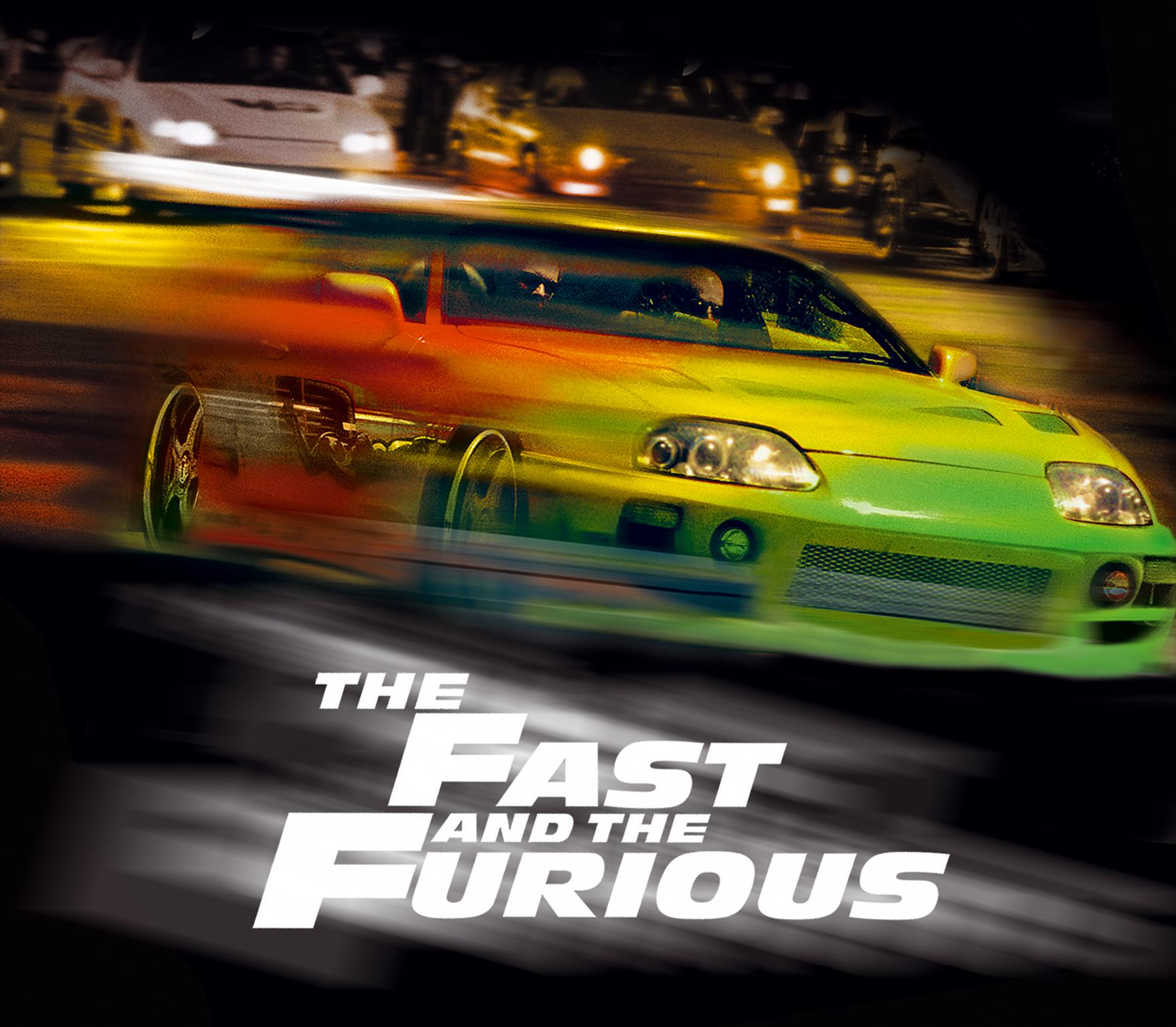 16 The Fast & Furious PSD Images