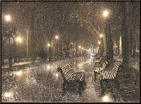 Photoshop Rain Effect