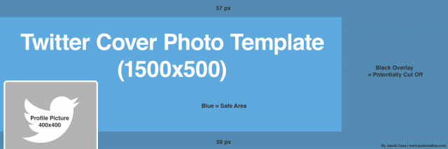 14 Twitter Cover Template PSD Images